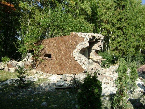 Незаконно збудовані споруди у парку Національного відродження демонтовані остаточно (фото), фото-1