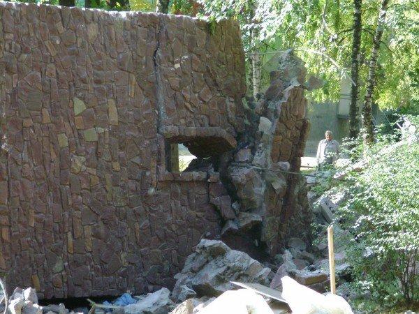 Незаконно збудовані споруди у парку Національного відродження демонтовані остаточно (фото), фото-3