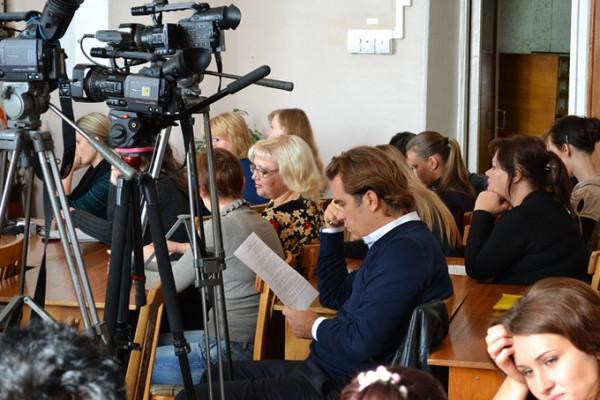 В Николаеве презентовали факсимильное издание Пересопницкого Евангелия  (ФОТО), фото-1