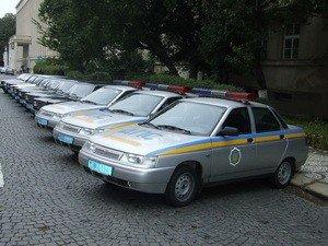 11 новеньких спецавтомобілів поповнили автопарк закарпатської міліції (ФОТО), фото-1