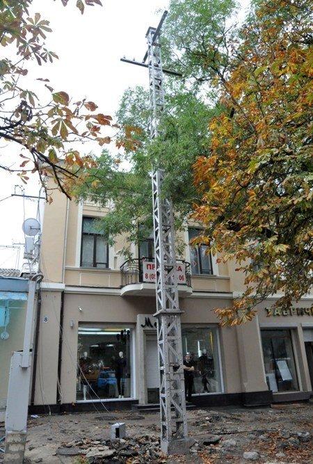 В Симферополе продолжают сносить столетние опоры (фото), фото-4