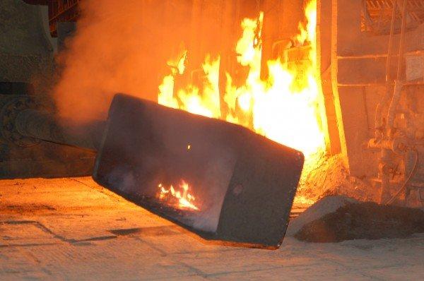 На ДМЗ сожгли 70 килограмм героина (фото), фото-2