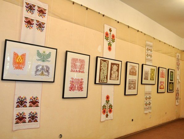 В Симферополе показали культуру Подолья (фото), фото-1