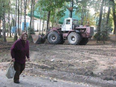 Залишки сектантської каплиці у тернопільському парку змели і викинули, фото-2