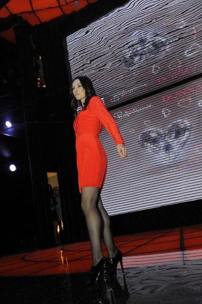 Жены и подружки футболистов «Шахтера» вышли на подиум (фото), фото-6