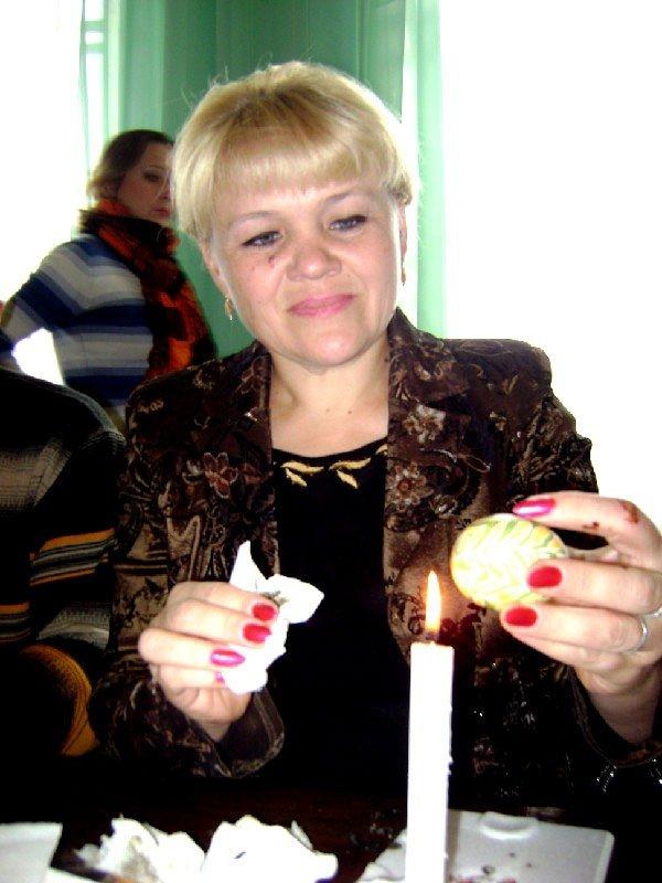 В Артемовске интеллигенция области красила яйца, фото-5