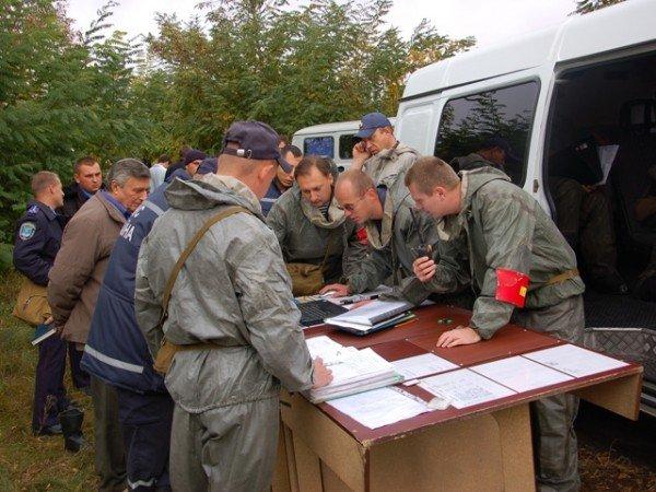 На Николаевщине прошли командно-штабные учения (ФОТО), фото-1