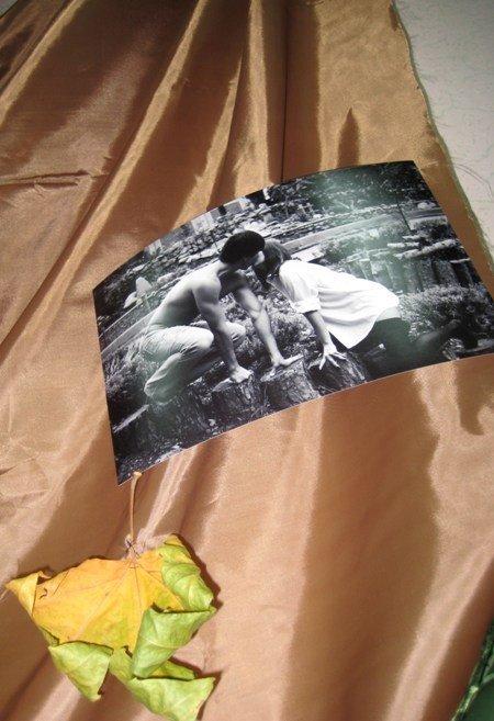 В Симферополе открылась выставка черно-белых фотографий о любви (фото), фото-6