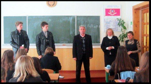 Літопис УПА для ковельських гімназистів, фото-1