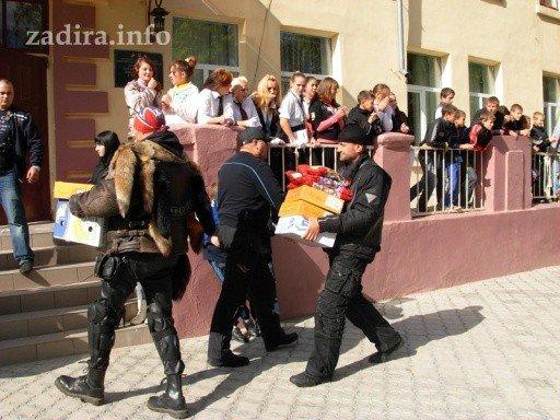 Николаевские байкеры подарили детям Очакова праздник, фото-3