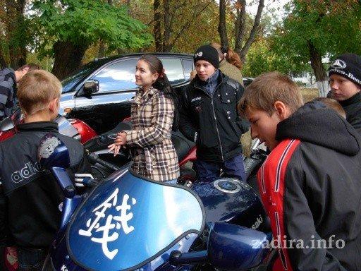Николаевские байкеры подарили детям Очакова праздник, фото-5
