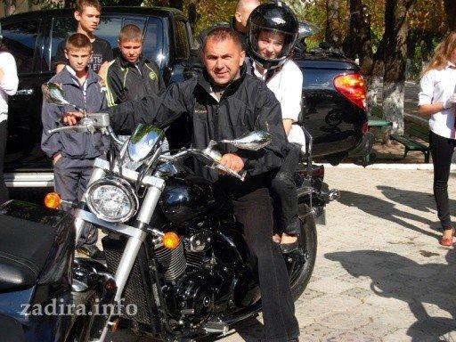 Николаевские байкеры подарили детям Очакова праздник, фото-8