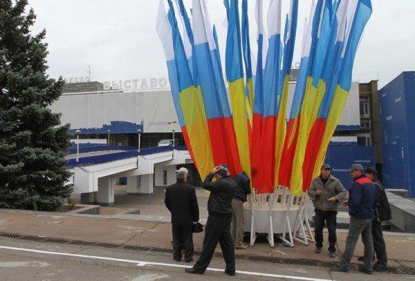 Андрей Шишацкий скрывает программу пребывания Медведева в Донецке (фото), фото-1