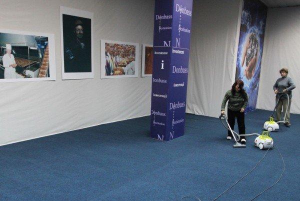Андрей Шишацкий скрывает программу пребывания Медведева в Донецке (фото), фото-6