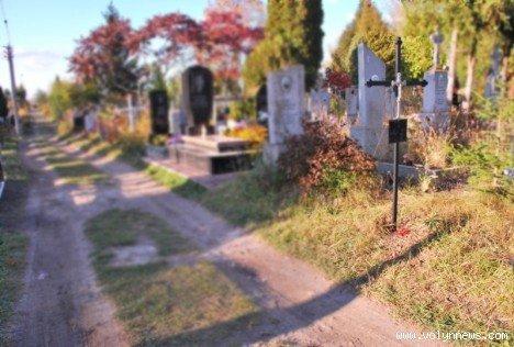 На цвинтарі в Гаразджі знайшли могили-макети (ФОТО), фото-7