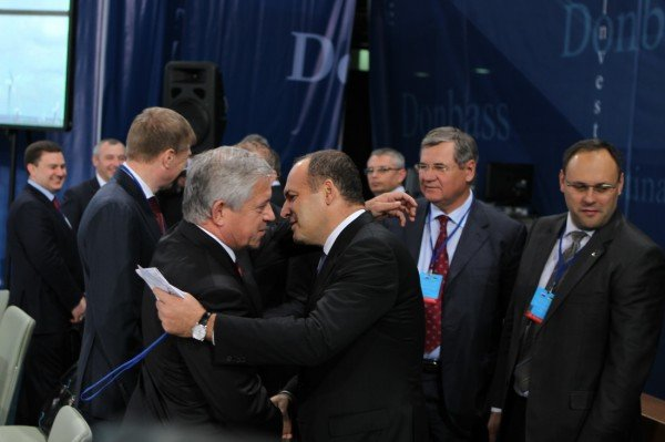 В Донецке собралась вся президентская рать (фото), фото-4