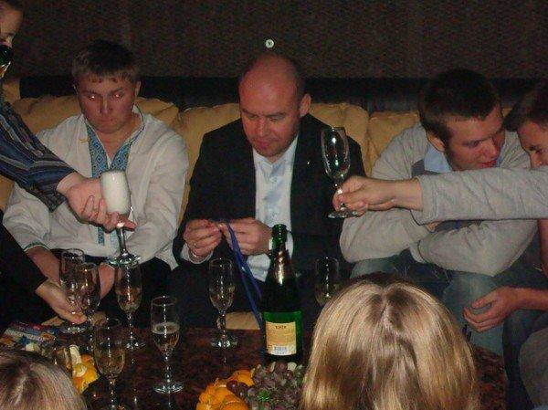 Сергій Надал привітав молодь з Днем українського студента, фото-2