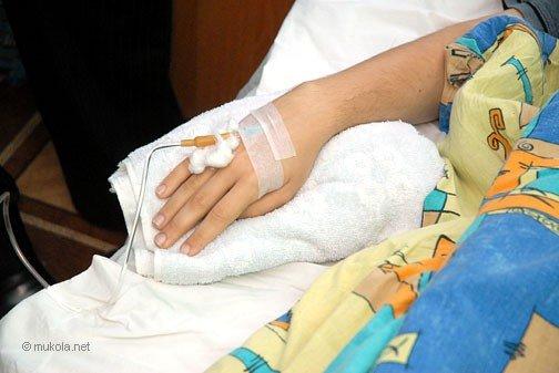 Городской голова Владимир Чайка посетил в БСМП раненого журналиста, фото-9