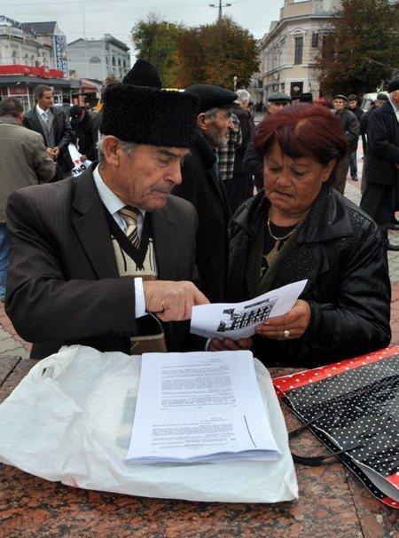 От властей Крыма требуют вернуть всех крымских татар с мест депортации (фото), фото-2