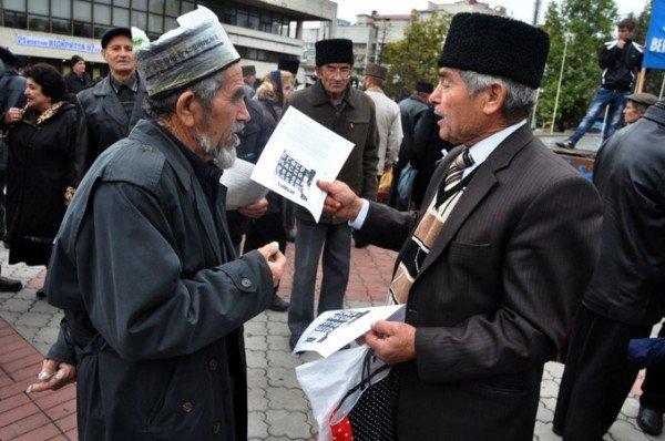 От властей Крыма требуют вернуть всех крымских татар с мест депортации (фото), фото-4