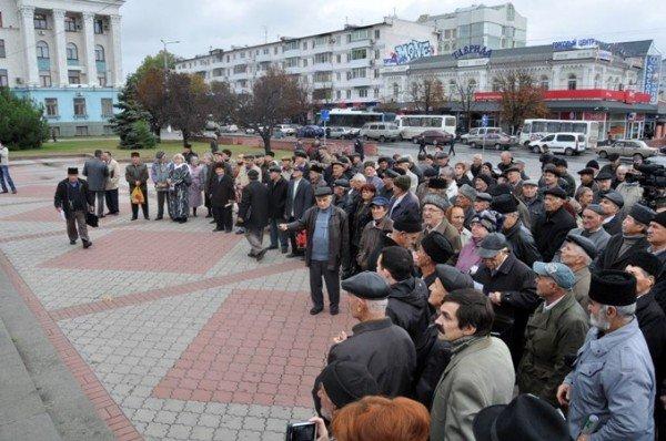 От властей Крыма требуют вернуть всех крымских татар с мест депортации (фото), фото-5