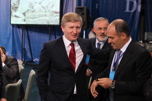 На встрече в Донецке Янукович и Медведев договорились о торговле и поездах, но не о газе? (фото), фото-2