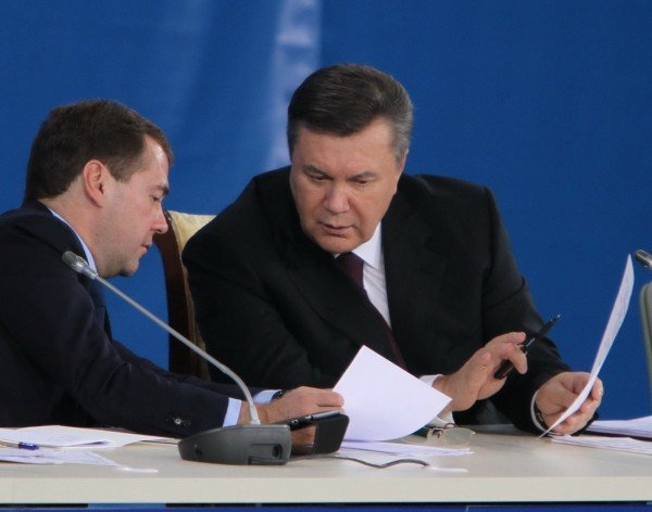 Янукович и Медведев в Донецке – много шума и ничего? (фото), фото-6