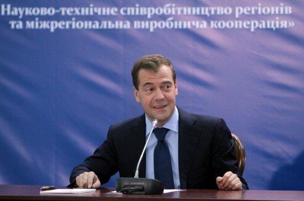 Янукович и Медведев в Донецке – много шума и ничего? (фото), фото-10