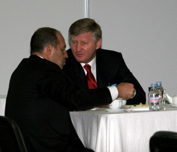 Ахметов и Пинчук провели в Донецке свой «экономический форум» (фото), фото-3