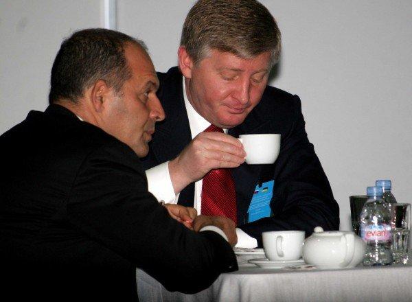 Ахметов и Пинчук провели в Донецке свой «экономический форум» (фото), фото-4