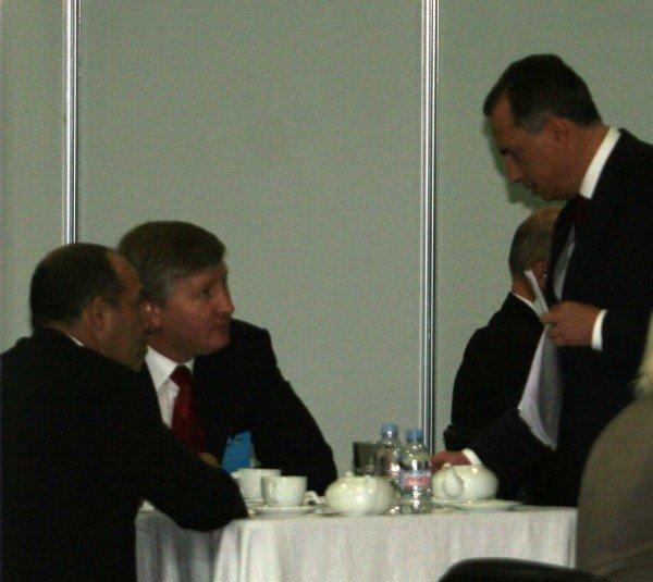 Ахметов и Пинчук провели в Донецке свой «экономический форум» (фото), фото-5