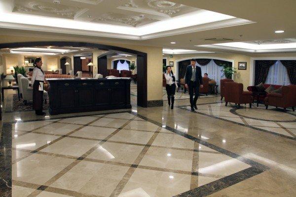 Борис Колесников открыл в Донецке отель «Шахтер Плаза» (фото), фото-2