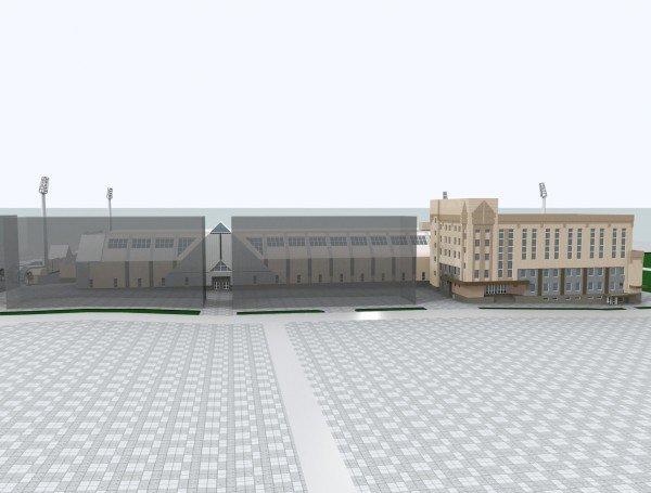 В артемовский стадион «Металлург» вложили еще 40 миллионов, фото-5