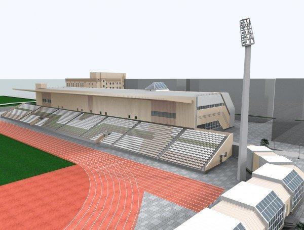 В артемовский стадион «Металлург» вложили еще 40 миллионов, фото-6