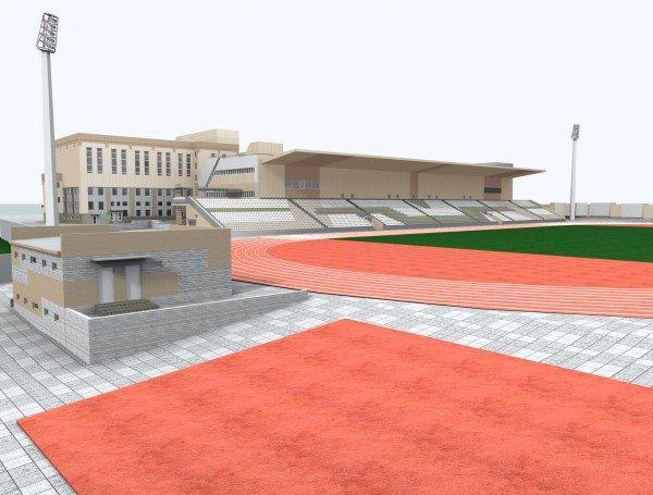 В артемовский стадион «Металлург» вложили еще 40 миллионов, фото-7