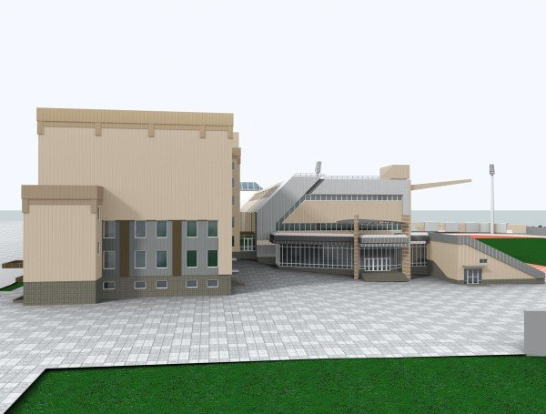 В артемовский стадион «Металлург» вложили еще 40 миллионов, фото-2