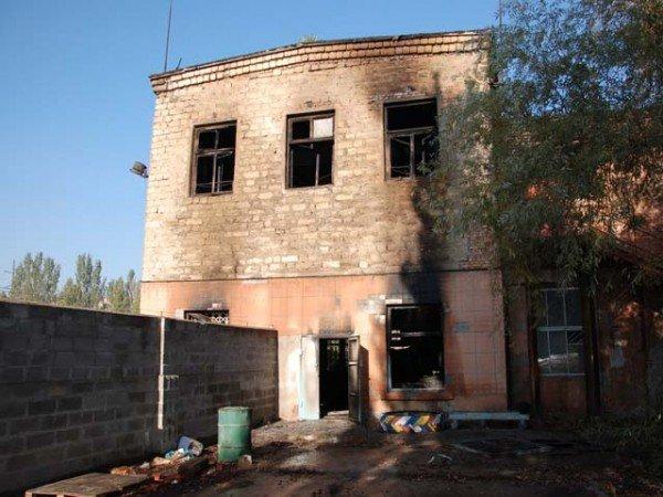 В Николаеве горел завод железобетонных изделий  (ФОТО) (ДОПОЛНЕНО), фото-3