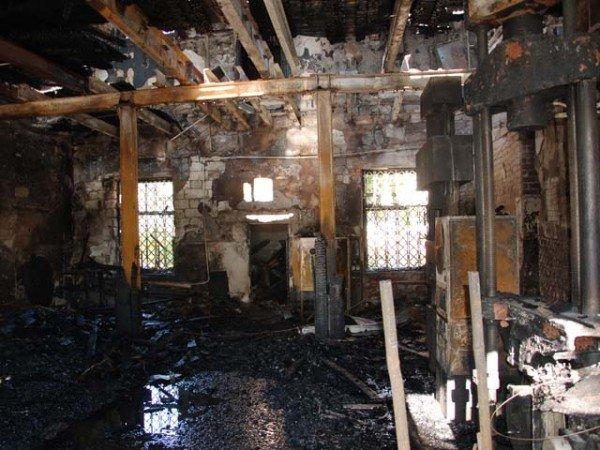 В Николаеве горел завод железобетонных изделий  (ФОТО) (ДОПОЛНЕНО), фото-4