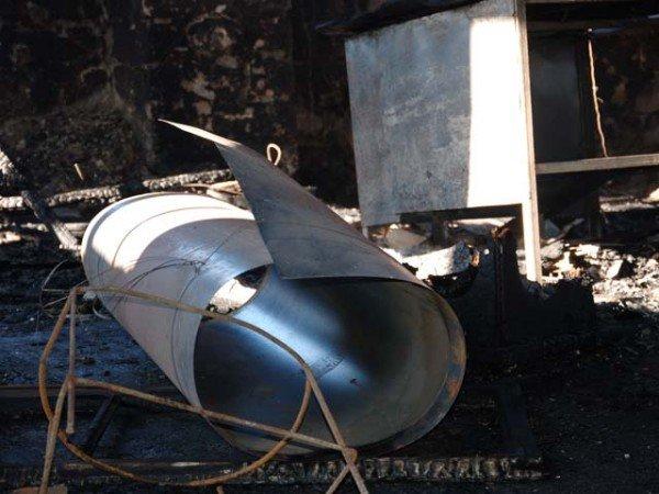В Николаеве горел завод железобетонных изделий  (ФОТО) (ДОПОЛНЕНО), фото-6