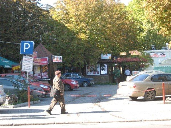 В Симферополе сократят парковки (фото), фото-1