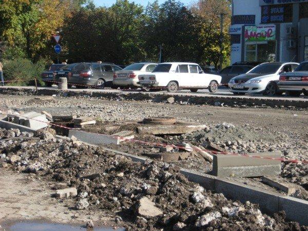 В Симферополе сократят парковки (фото), фото-2