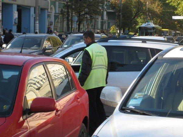 В Симферополе сократят парковки (фото), фото-3