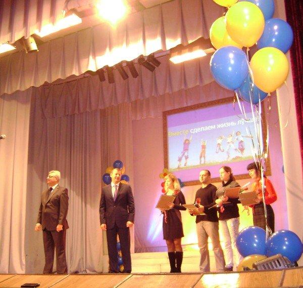 Нардеп Сергей Клюев принимал у артемовцев реализованные проекты, фото-2
