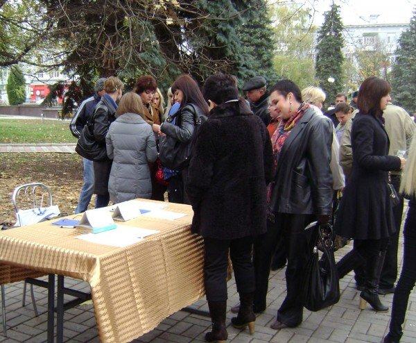 Ярмарка вакансий: предварительное собеседование прошли 85 артемовцев, фото-1