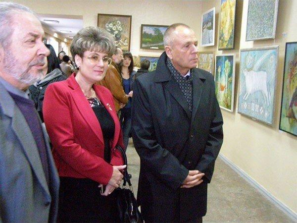 У Вінниці відкрилась міжрегіональна пересувна художня виставка «Сусіди» (ФОТО), фото-1