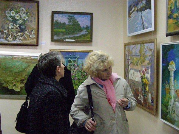 У Вінниці відкрилась міжрегіональна пересувна художня виставка «Сусіди» (ФОТО), фото-5