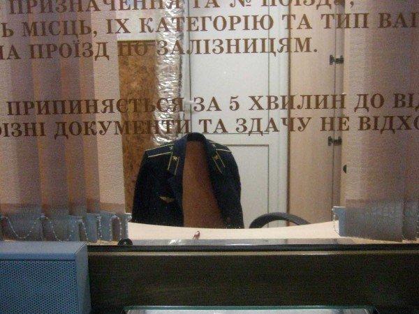 В Донецке железнодорожные кассы работают по «собственному» графику (фото), фото-3