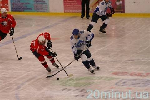 Вінничани ледь не створили хокейну сенсацію (ФОТО), фото-1