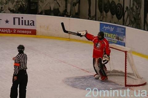 Вінничани ледь не створили хокейну сенсацію (ФОТО), фото-3