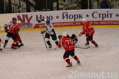 Вінничани ледь не створили хокейну сенсацію (ФОТО), фото-4
